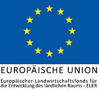 EU Logo Europäischer Landwitschaftsfonds